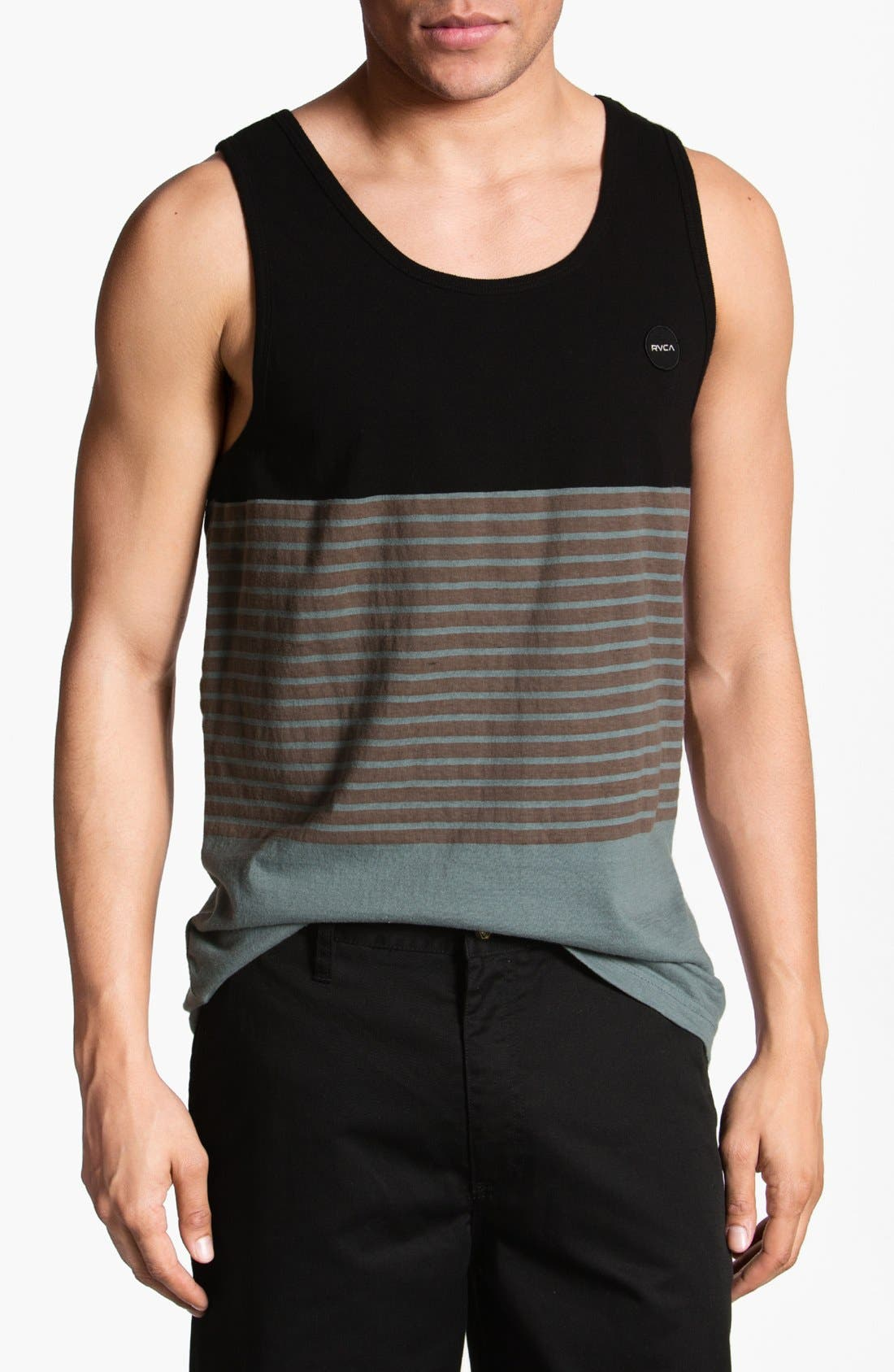 Alternate Image 1 Selected - RVCA 'Layer' Tank Top