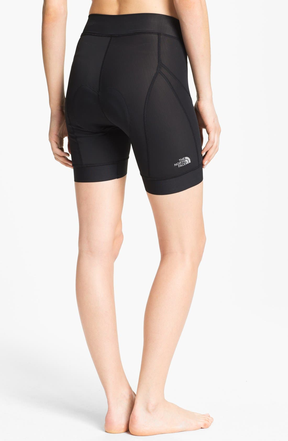Alternate Image 2  - The North Face 'Slickrock' Padded Chamois Bike Shorts