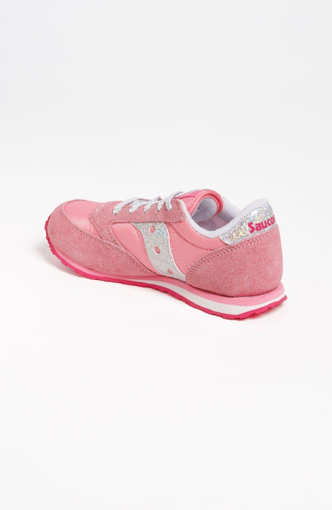 Alternate Image 2  - Saucony 'Jazz - LowPro' Sneaker (Toddler & Little Kid)