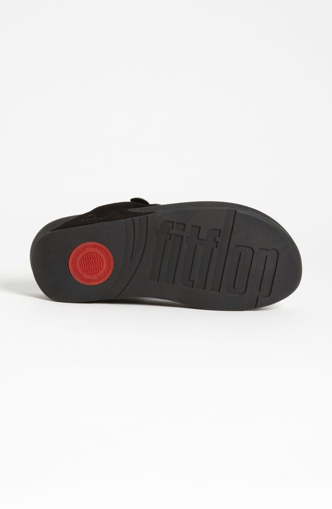 Alternate Image 4  - FitFlop 'Fleur' Sandal