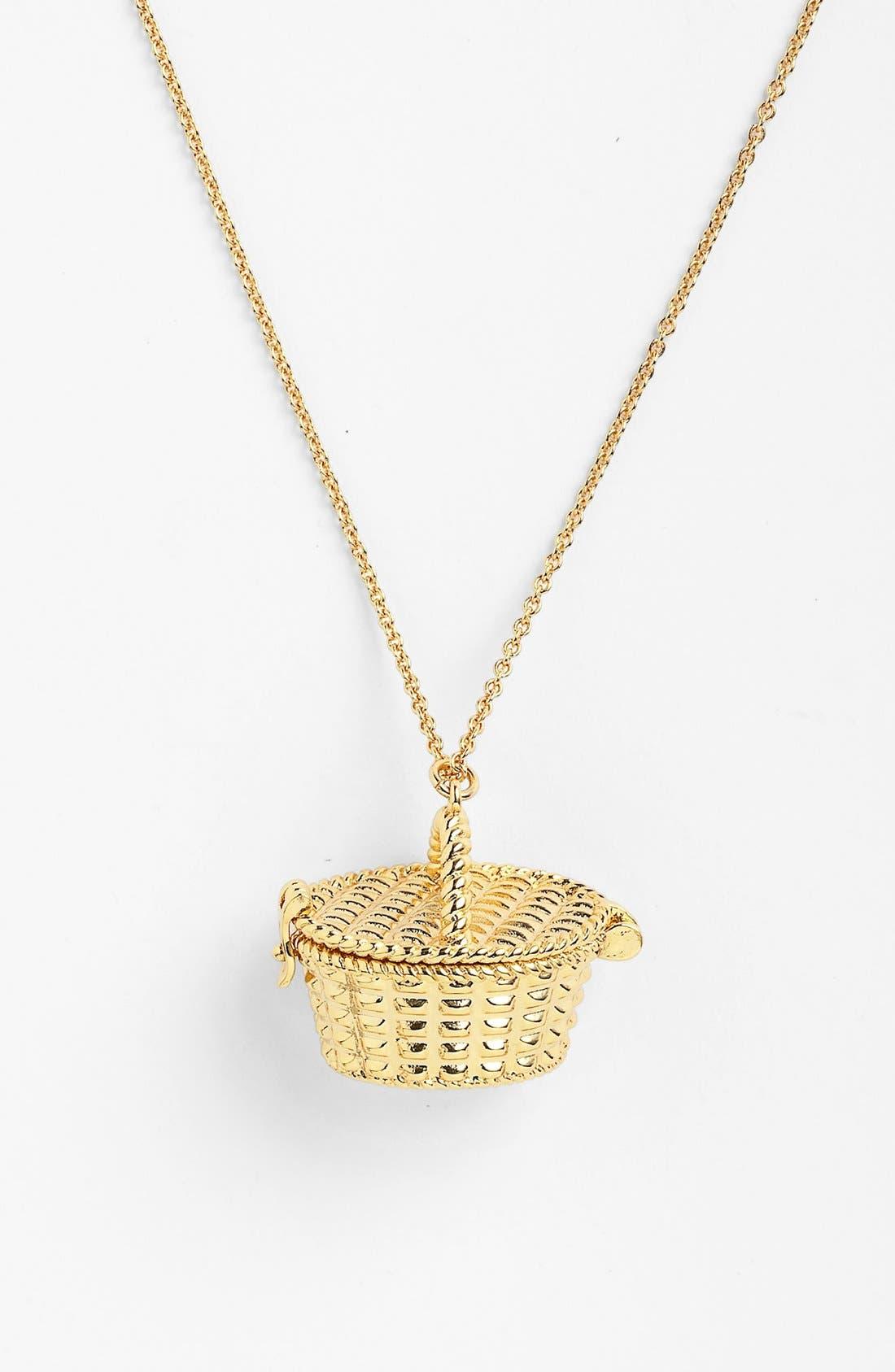 Alternate Image 3  - kate spade new york long pendant necklace