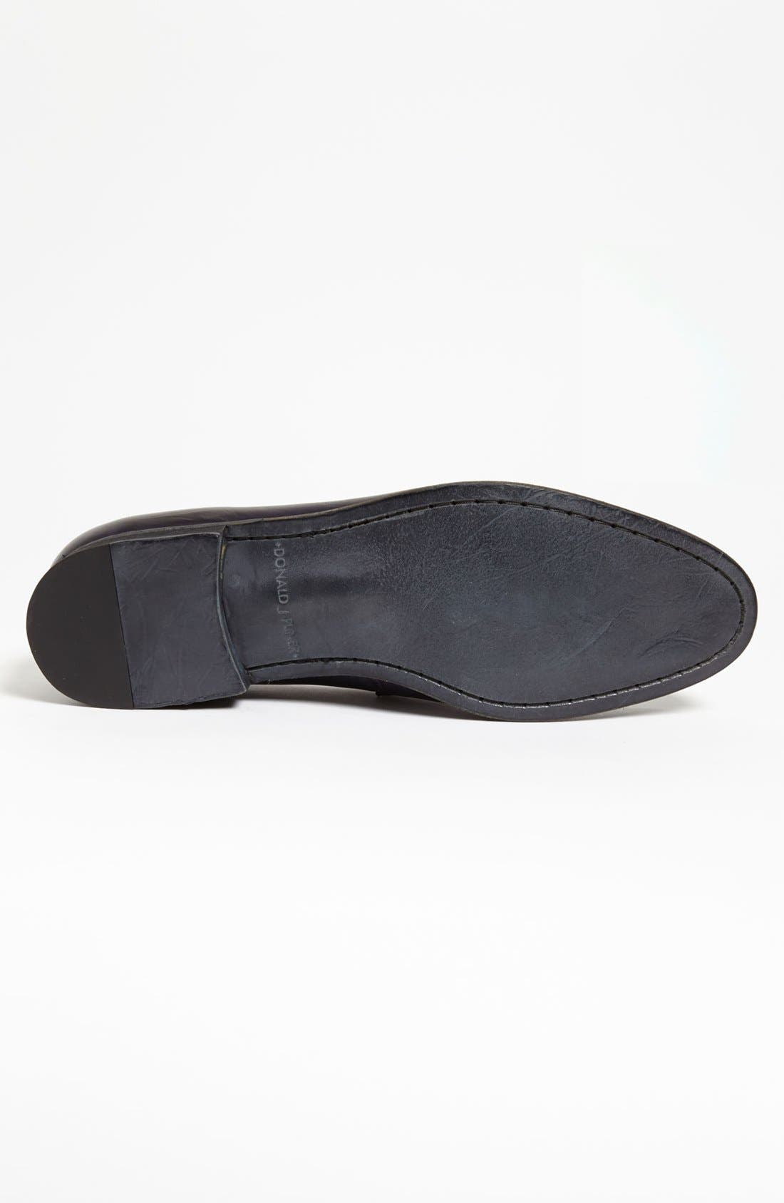 Alternate Image 4  - Donald J Pliner 'Zan' Penny Loafer