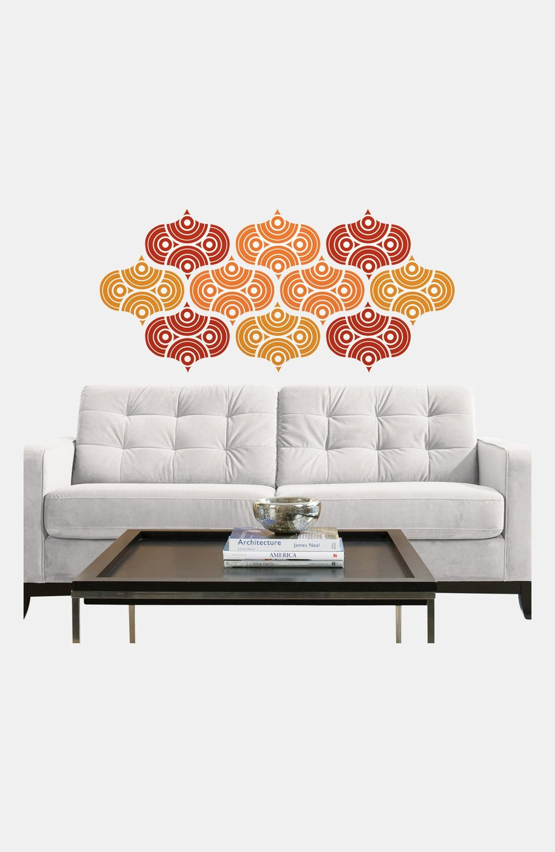 Alternate Image 2  - Wallpops Jonathan Adler 'Geo Scales' Wall Art