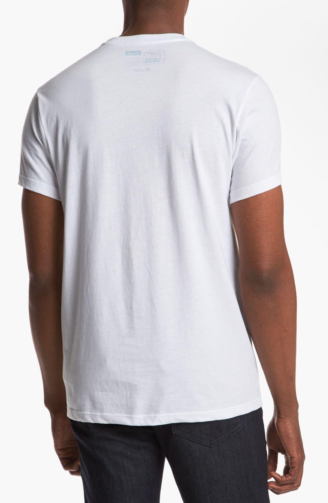 Alternate Image 2  - Vans 'Logs Away' T-Shirt