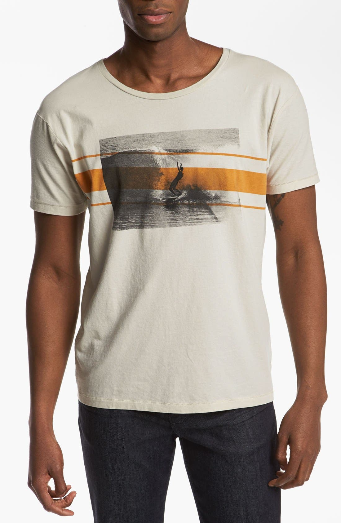 Alternate Image 1 Selected - Vans 'Freakwaive Cool' T-Shirt