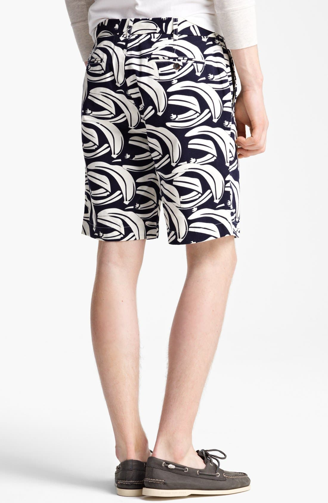 Alternate Image 2  - Jack Spade Banana Print Shorts