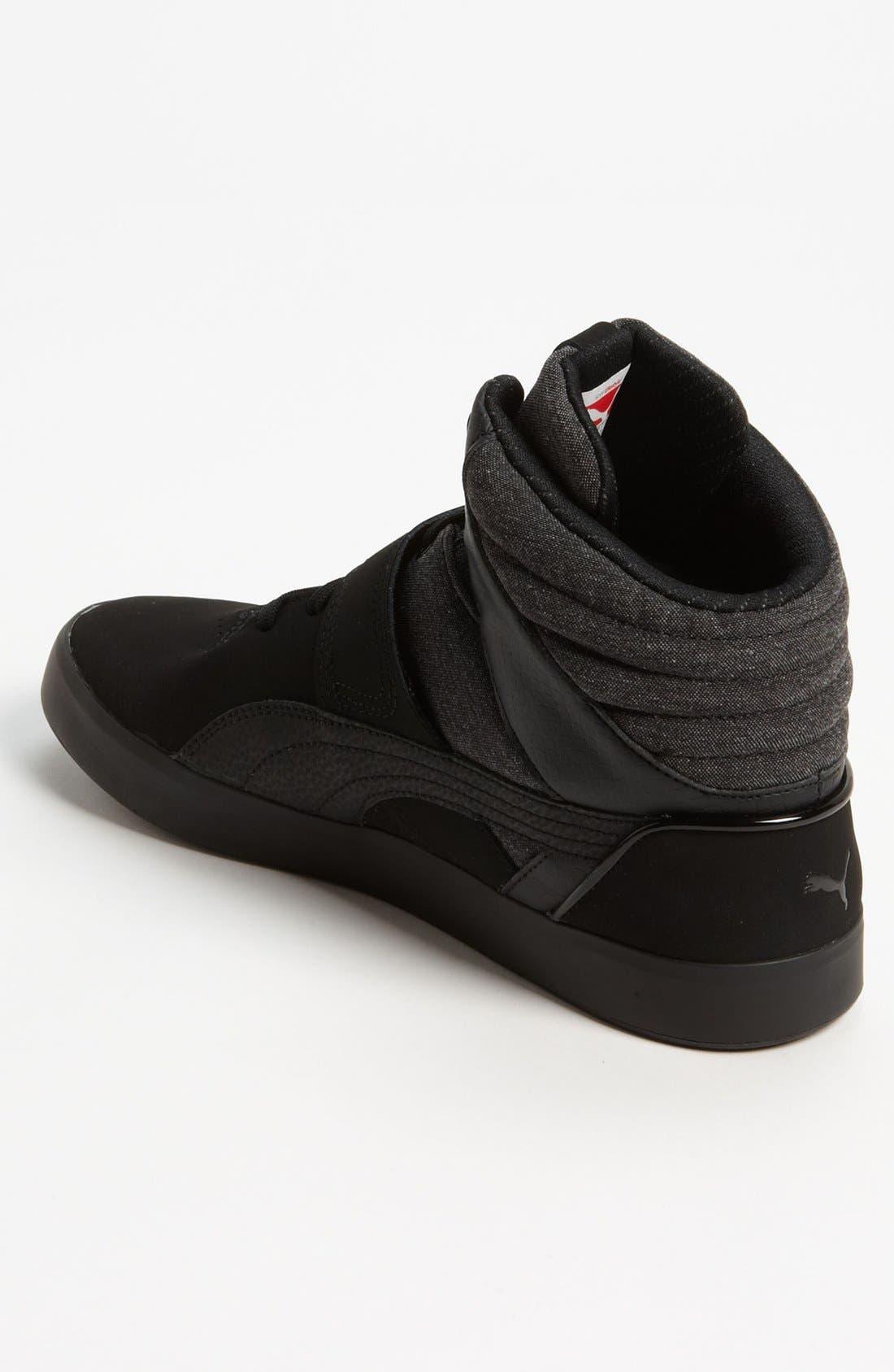 Alternate Image 2  - PUMA 'Suburb Hi' Sneaker (Men)