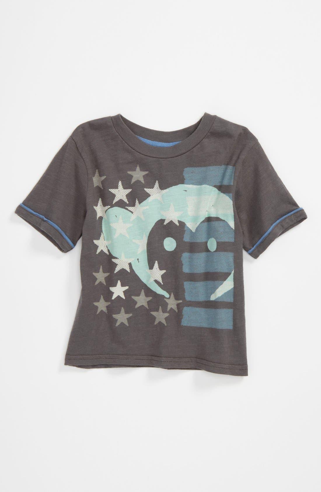 Alternate Image 1 Selected - Appaman 'American Monkey' T-Shirt (Toddler)