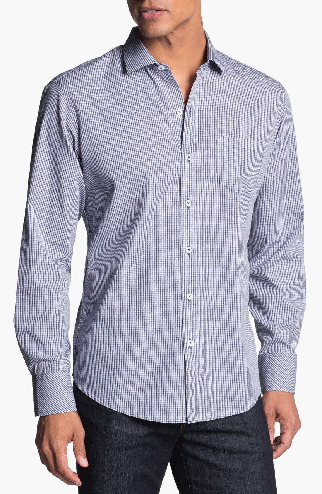 Alternate Image 1 Selected - Zachary Prell 'Boudreau' Sport Shirt