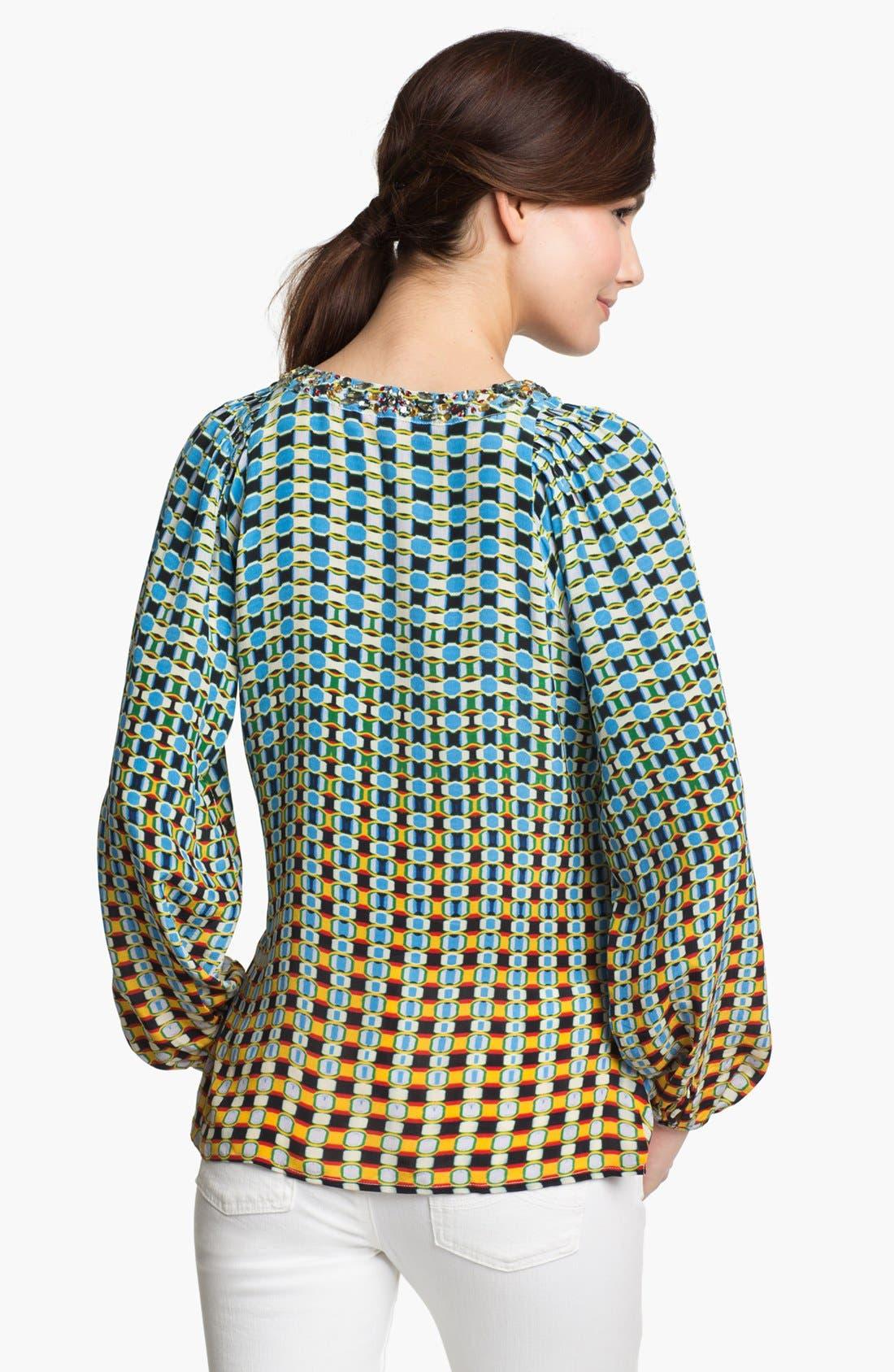 Alternate Image 2  - Robert Graham 'Judy' Silk Tunic