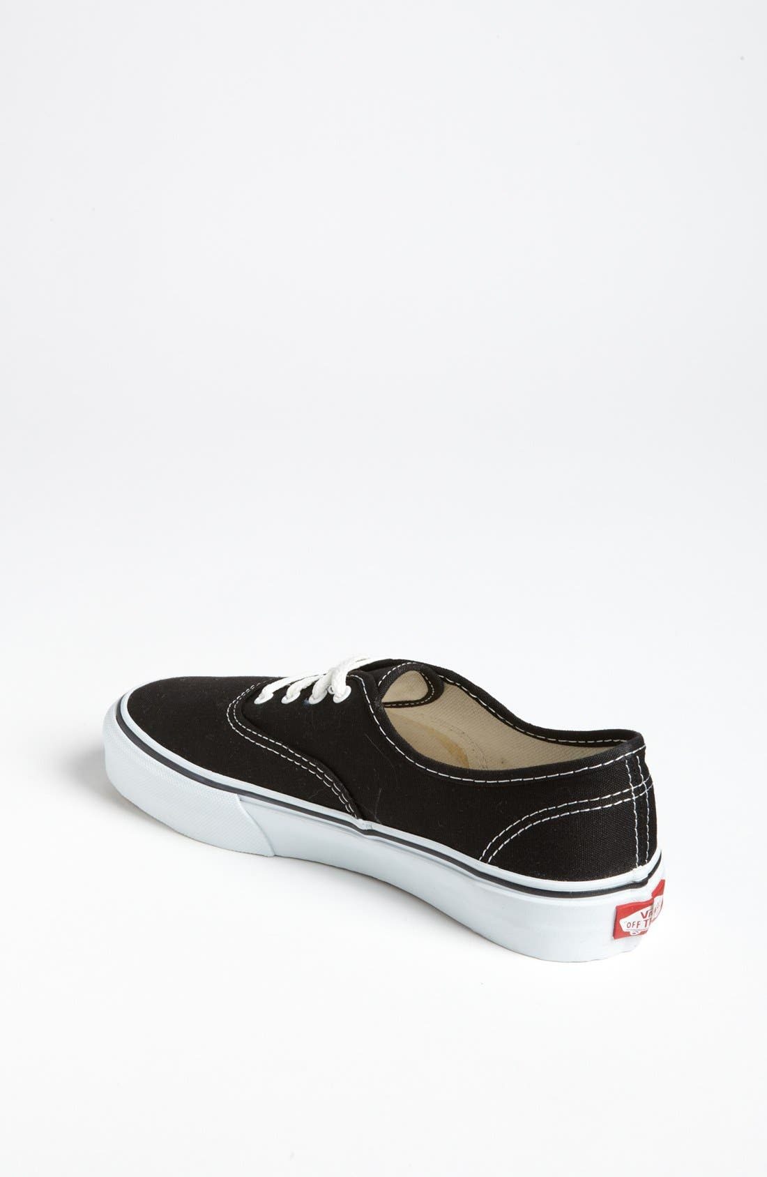 Alternate Image 4  - Vans 'Authentic' Sneaker (Toddler, Little Kid & Big Kid)