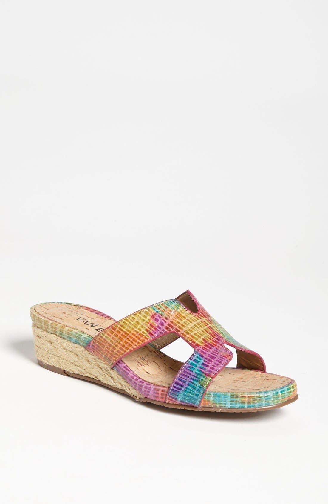 Alternate Image 1 Selected - VANELi 'Kallita' Sandal