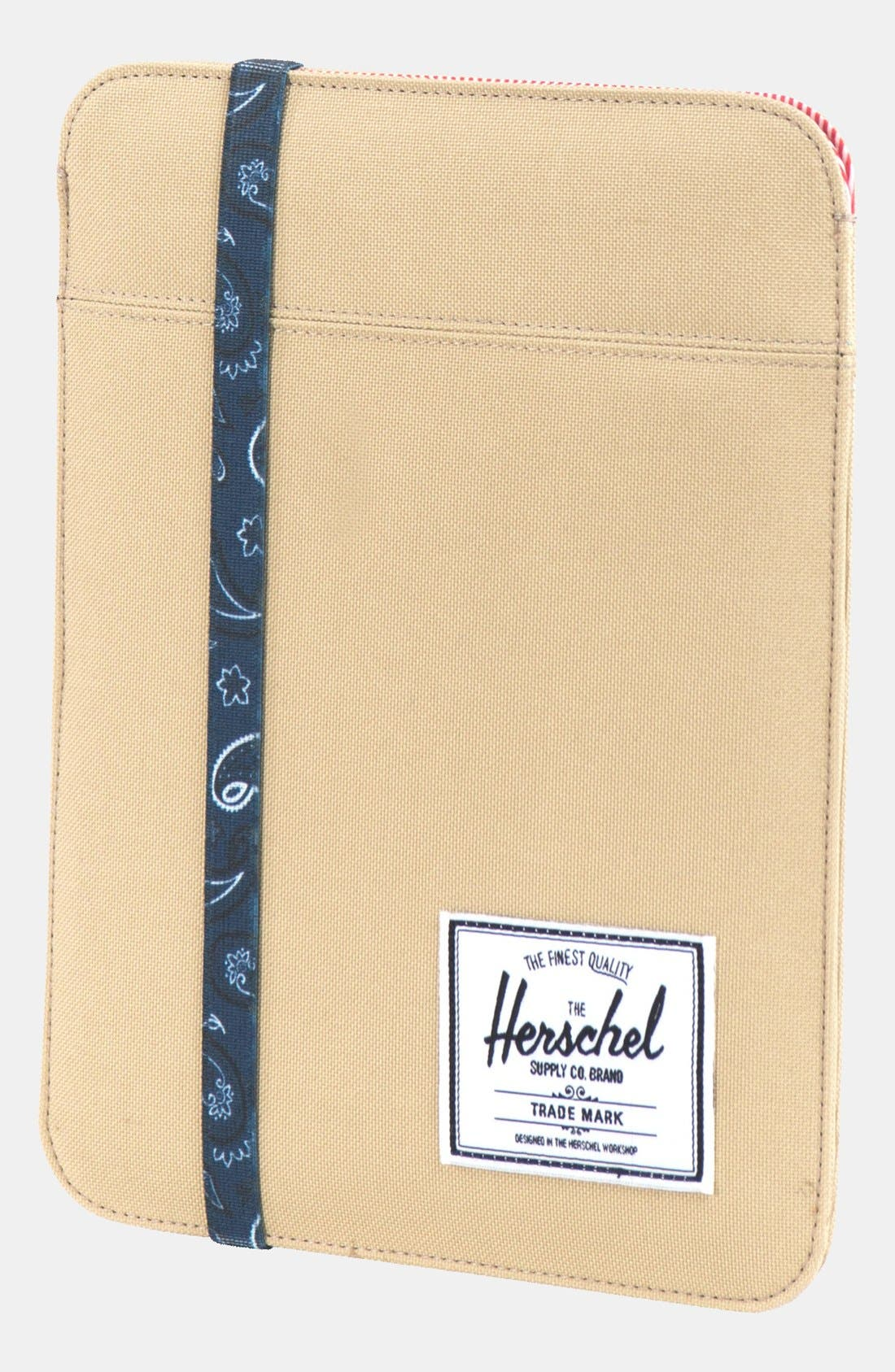 Alternate Image 1 Selected - Herschel Supply Co. 'Cypress' iPad Sleeve