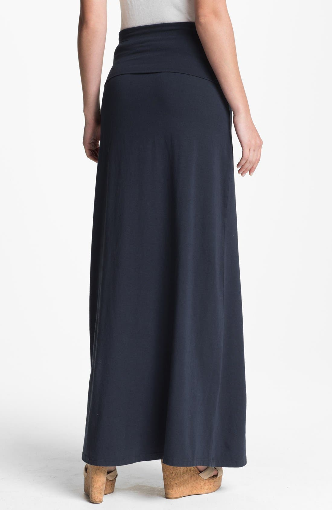Alternate Image 2  - Splendid Knit Maxi Skirt