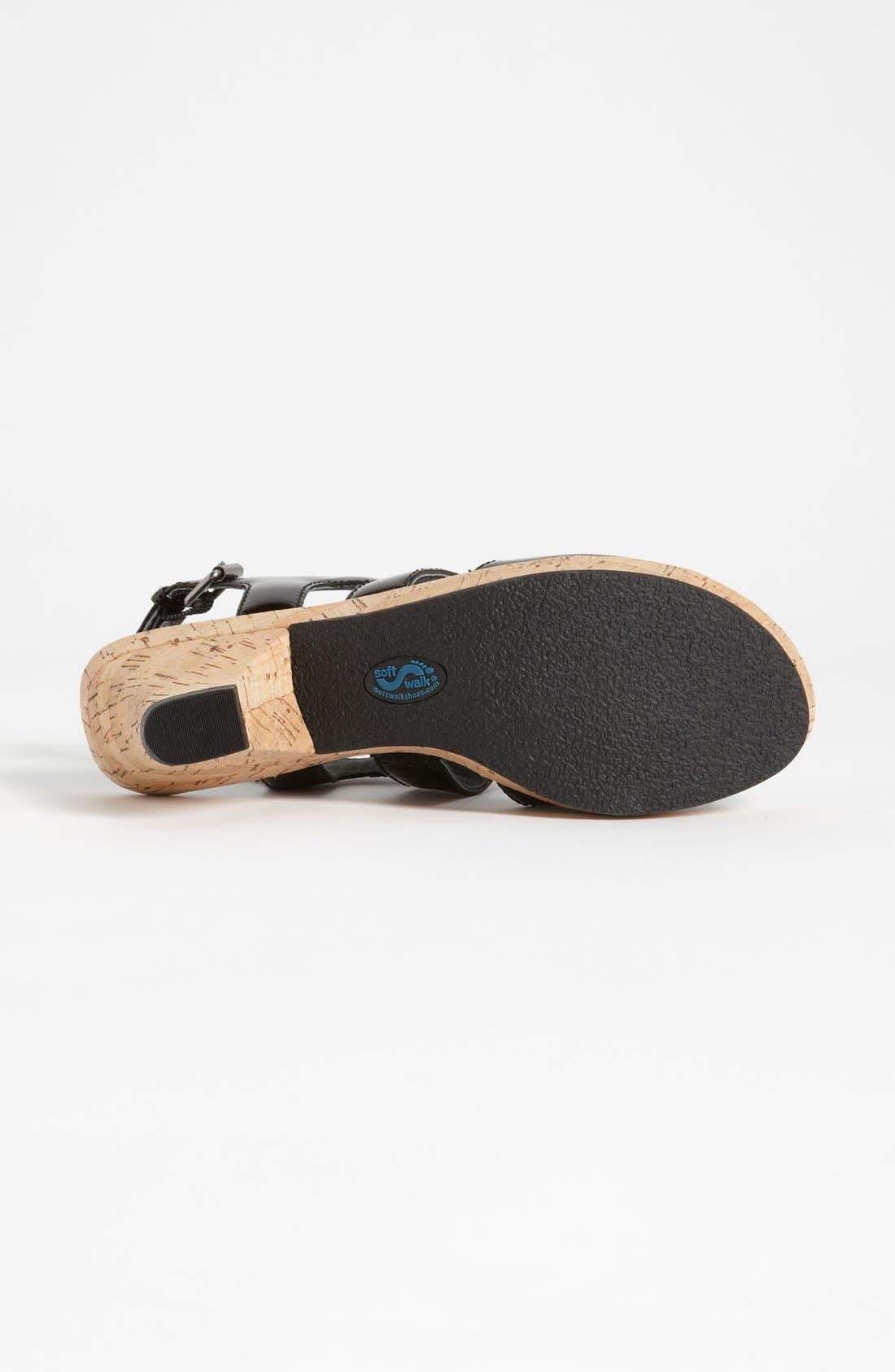Alternate Image 4  - SoftWalk® 'Carson' Sandal
