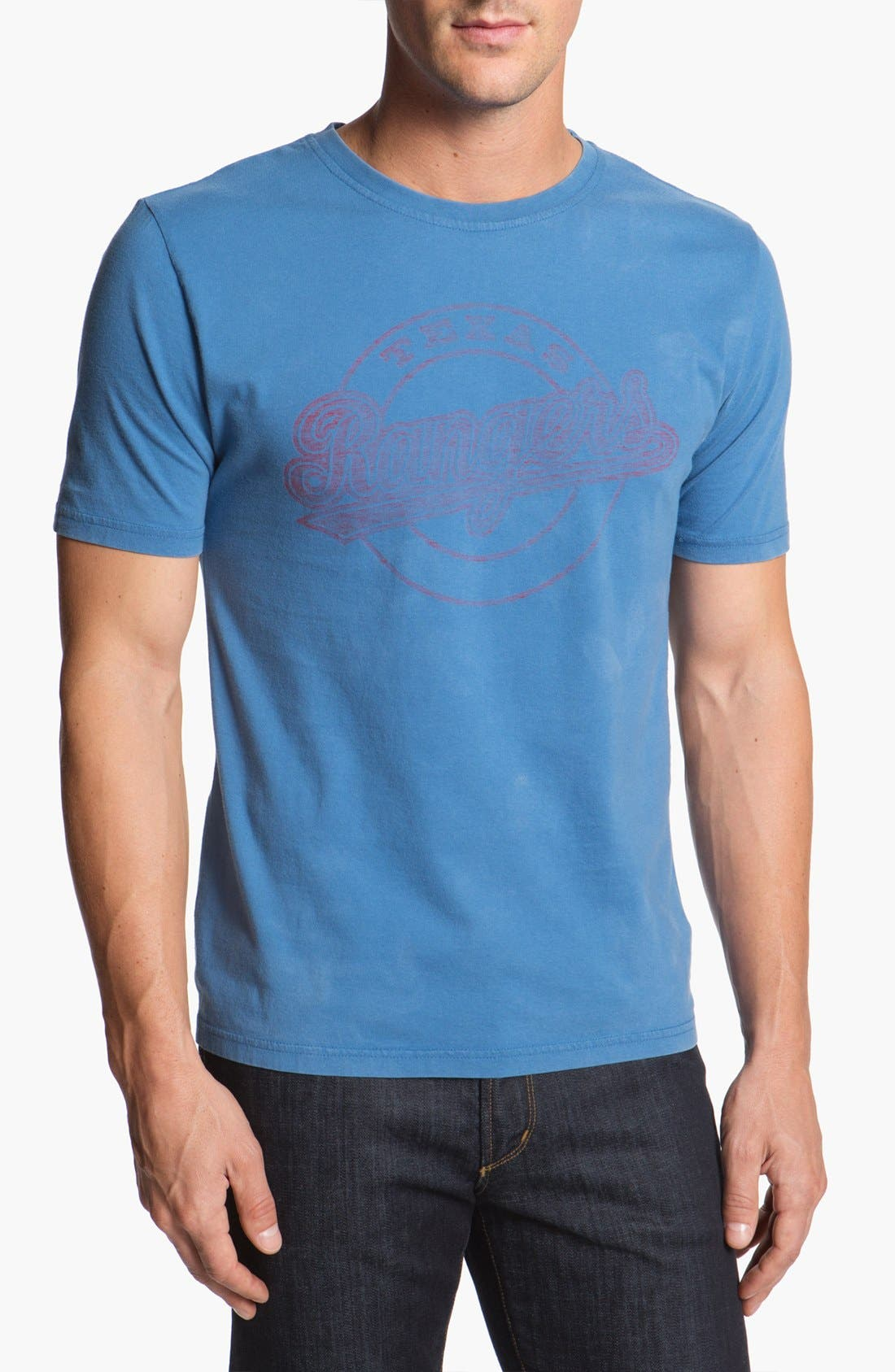 Alternate Image 1 Selected - Red Jacket 'Rangers - Reversal' T-Shirt