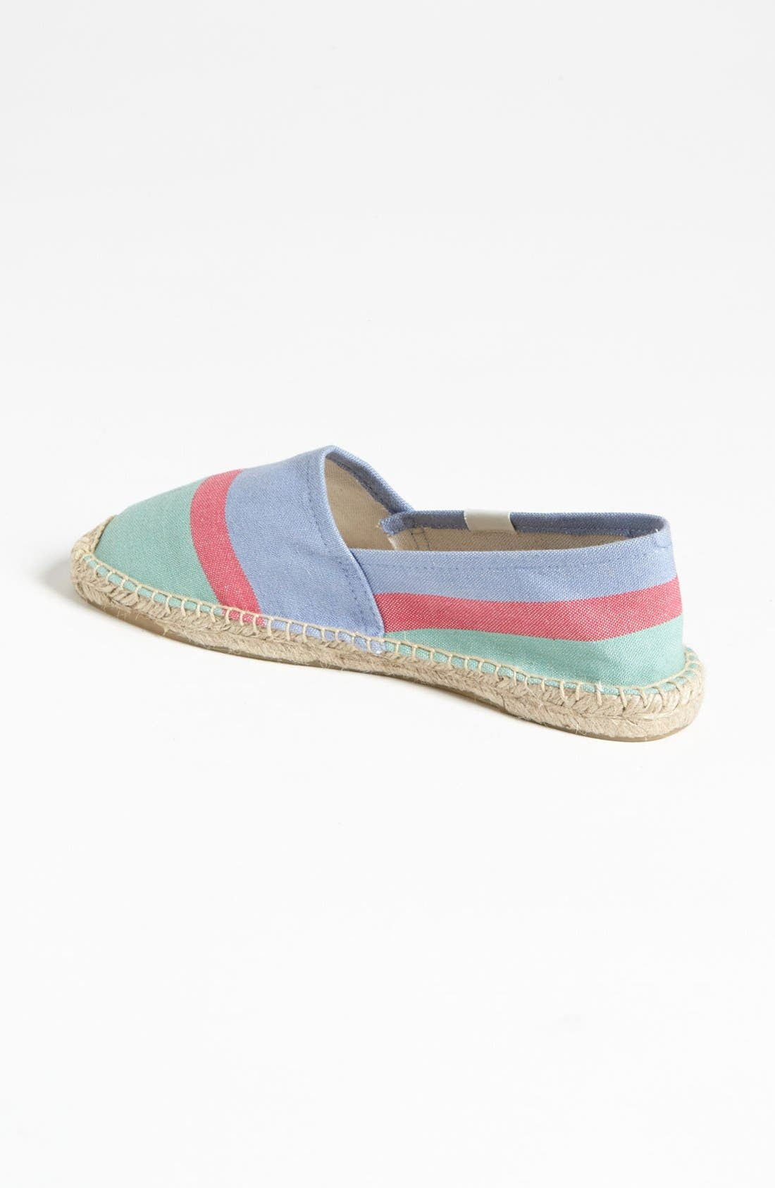 Alternate Image 2  - Soludos Colorblock Slip-On (Women)