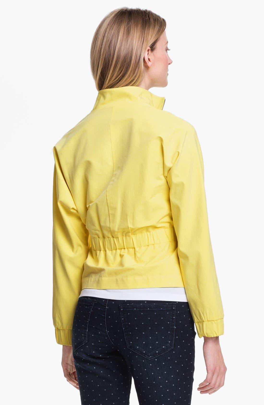 Alternate Image 2  - Isaac Mizrahi New York Four Pocket Jacket