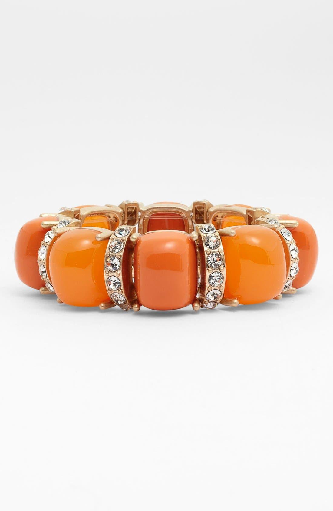 Main Image - Lydell NYC Chunky Stretch Bracelet