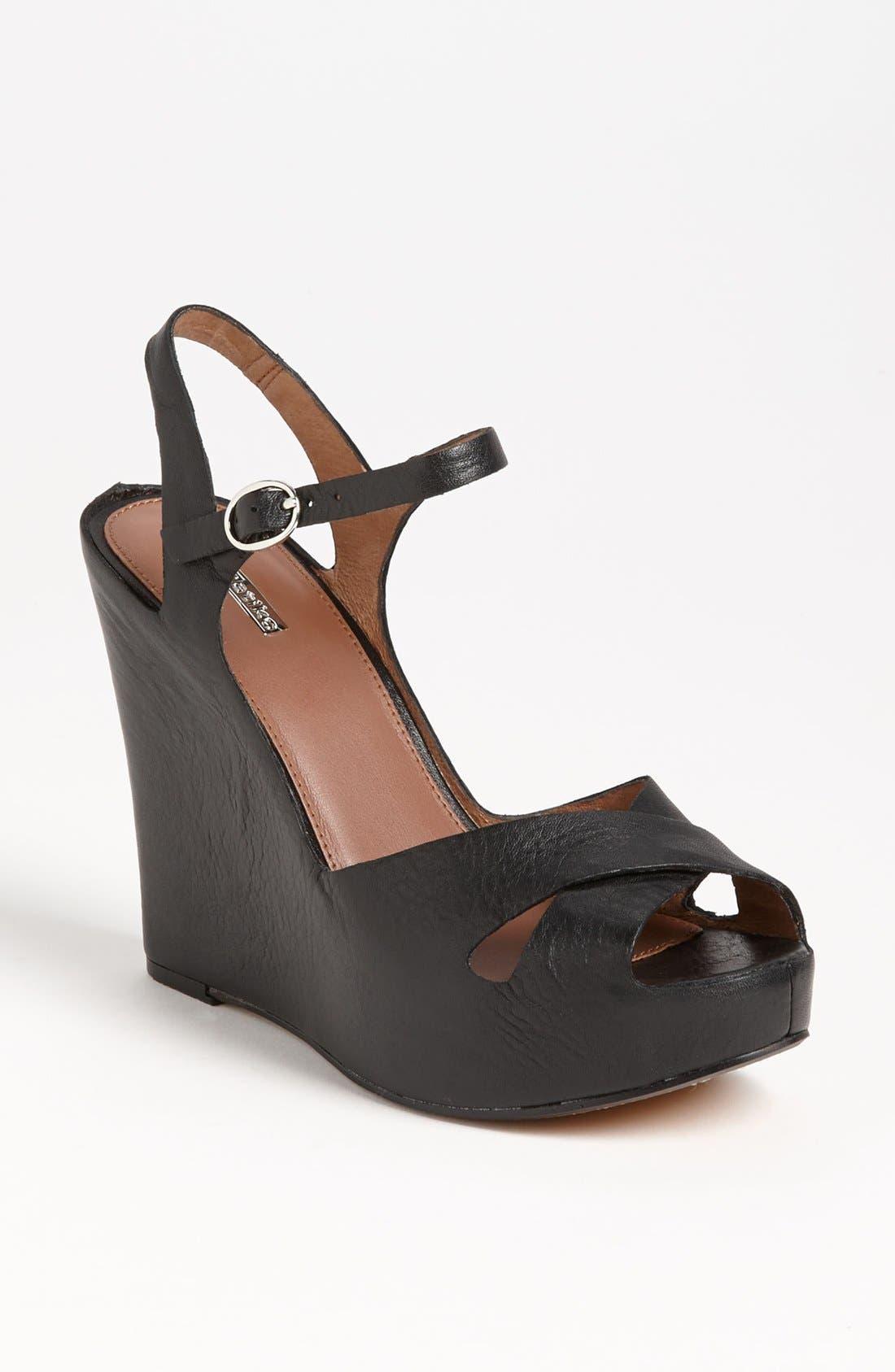 Alternate Image 1 Selected - Matiko 'Lynn' Wedge Sandal