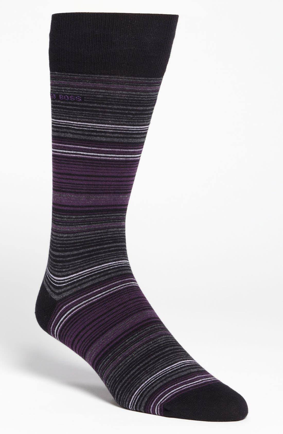 Main Image - BOSS HUGO BOSS 'RS Design' Socks