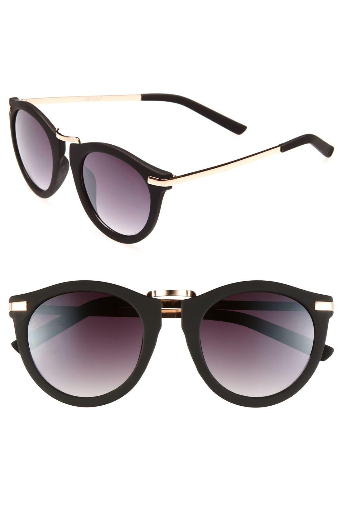 Alternate Image 1 Selected - BP. Round Retro Sunglasses