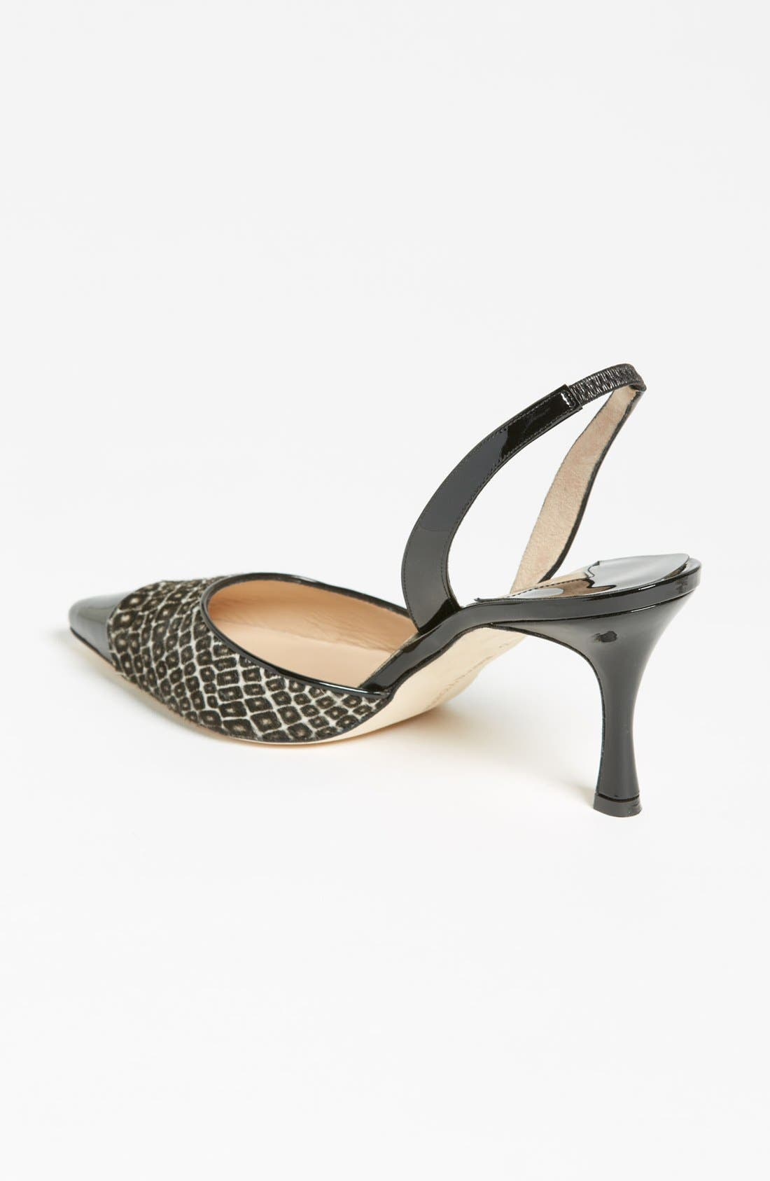 Alternate Image 2  - Manolo Blahnik 'Ploie' Slingback Pump