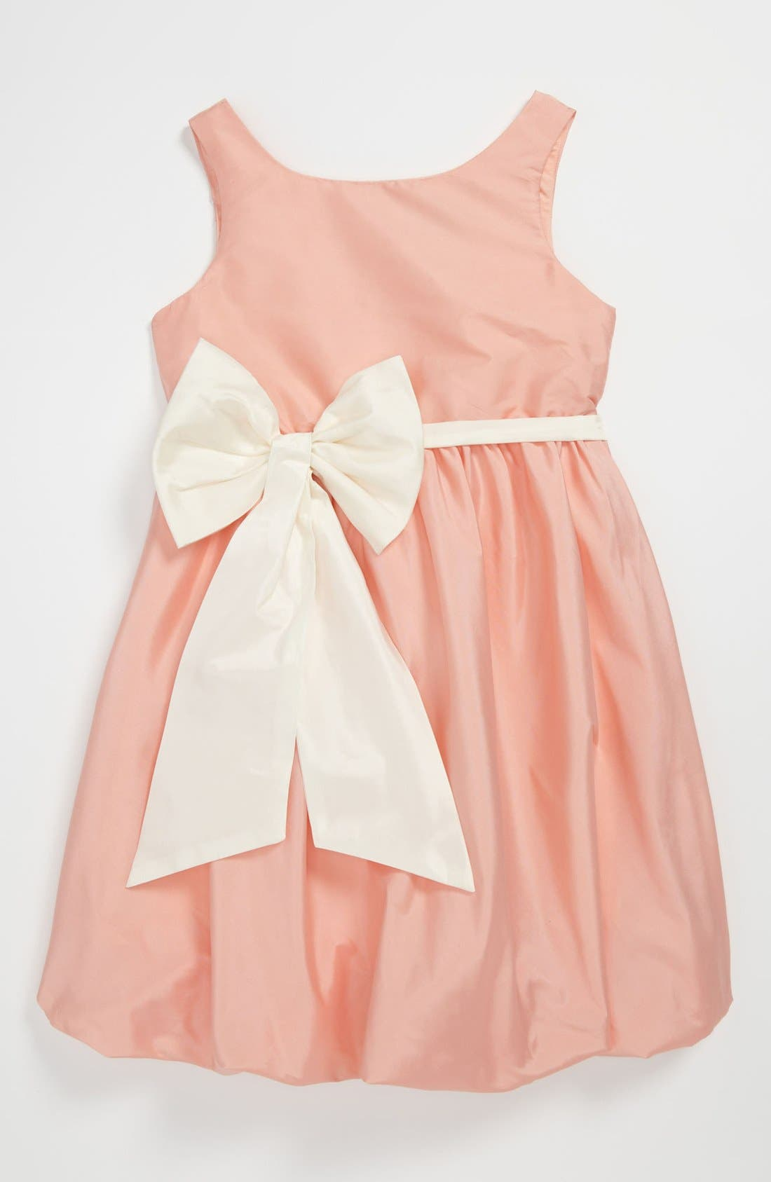 Alternate Image 2  - Us Angels Bubble Dress (Little Girls & Big Girls)