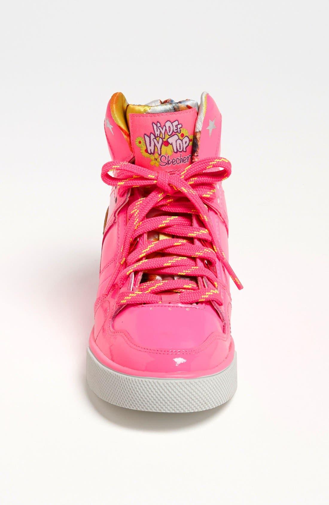 Alternate Image 3  - SKECHERS 'Hydee Hytop Cha-Ching' Sneaker (Toddler, Little Kid & Big Kid)