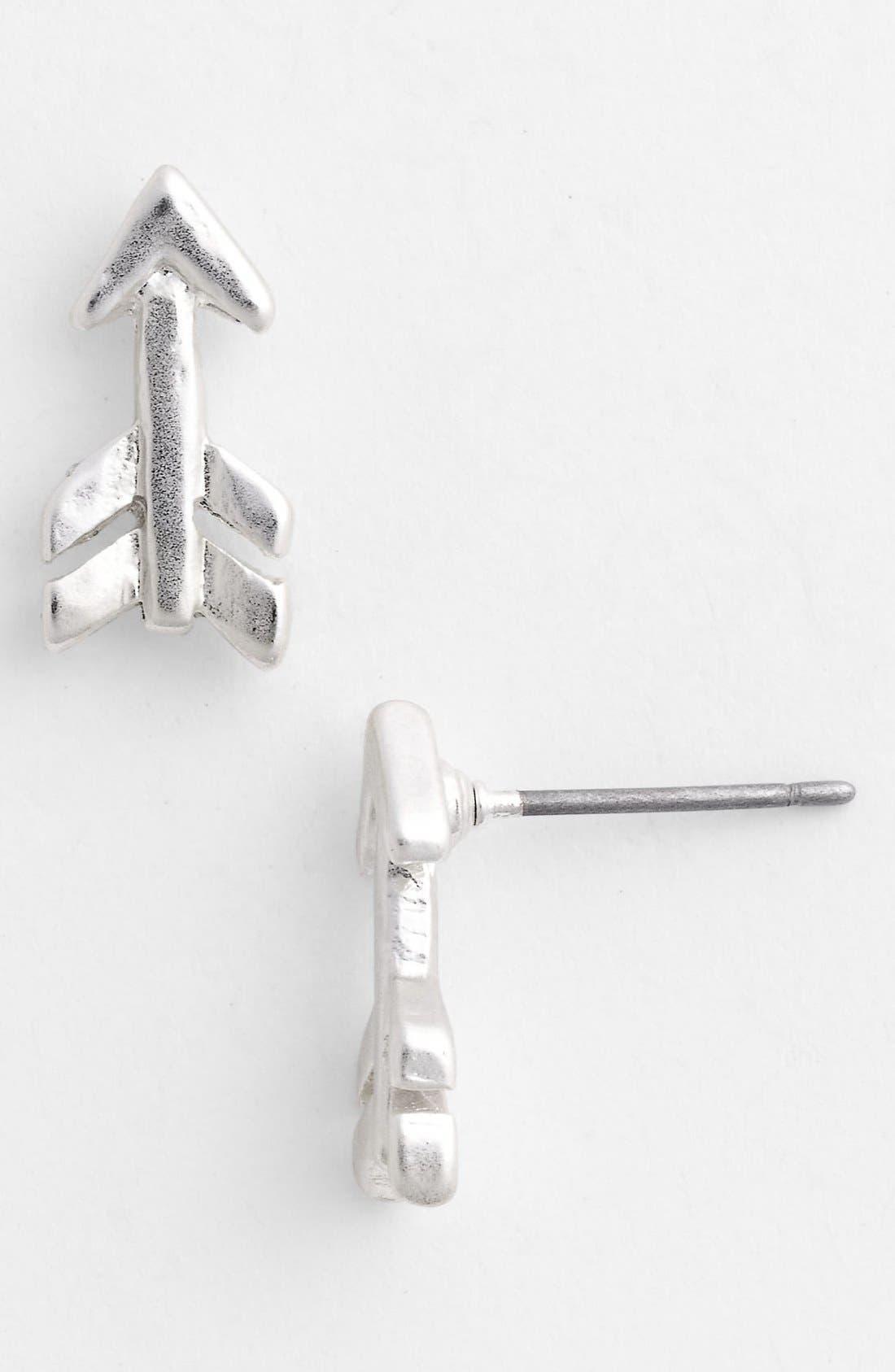 Main Image - Nordstrom 'Azteca Arrow' Stud Earrings
