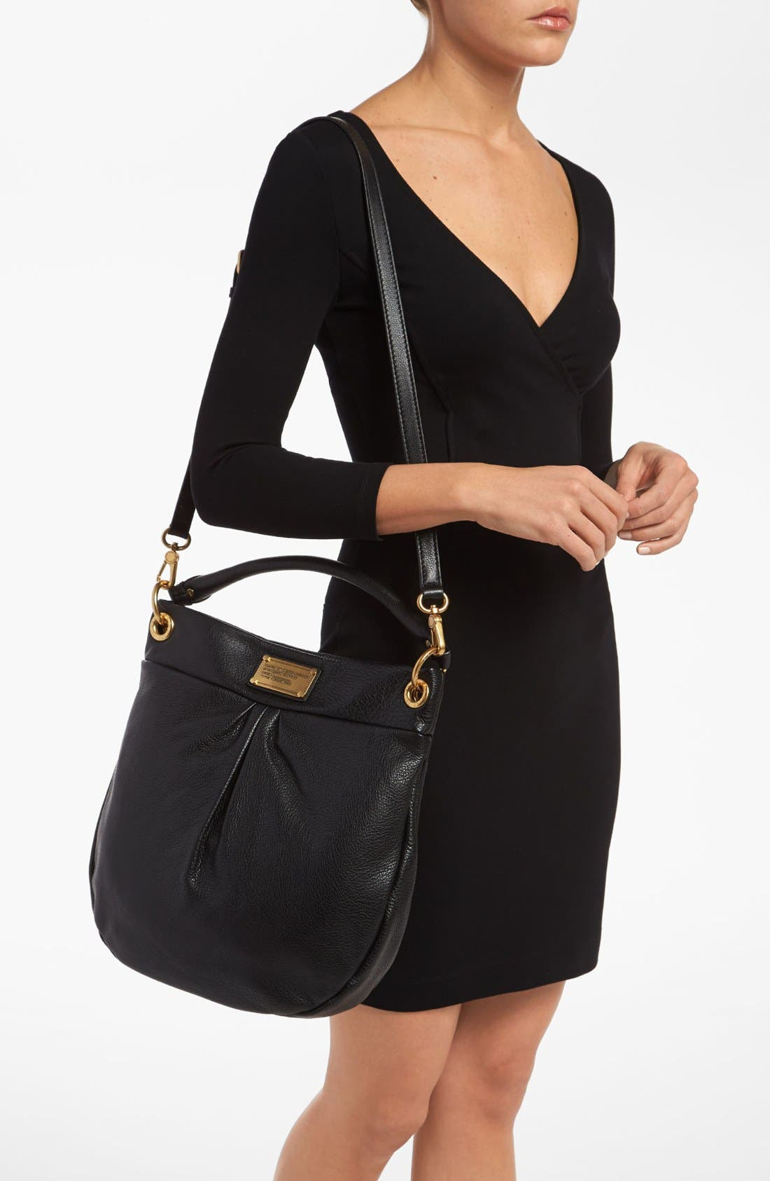 Alternate Image 2  - MARC BY MARC JACOBS 'Classic Q - Hillier' Hobo