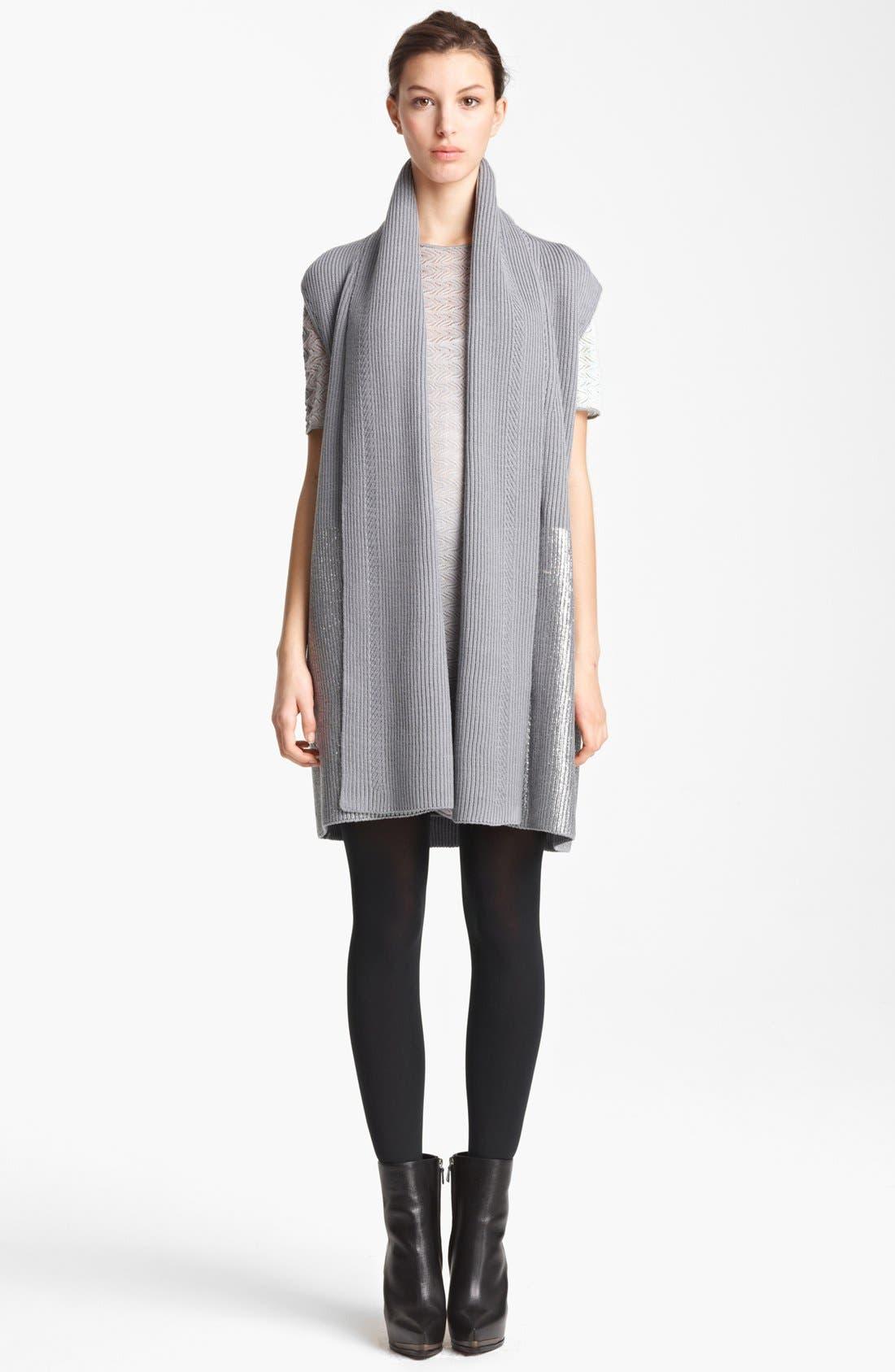 Alternate Image 4  - Missoni Long Wool Vest
