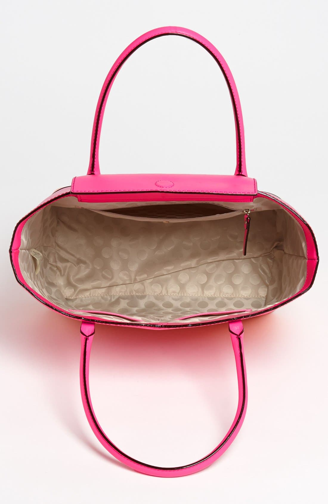 Alternate Image 3  - kate spade new york 'madison park - small coal' leather tote