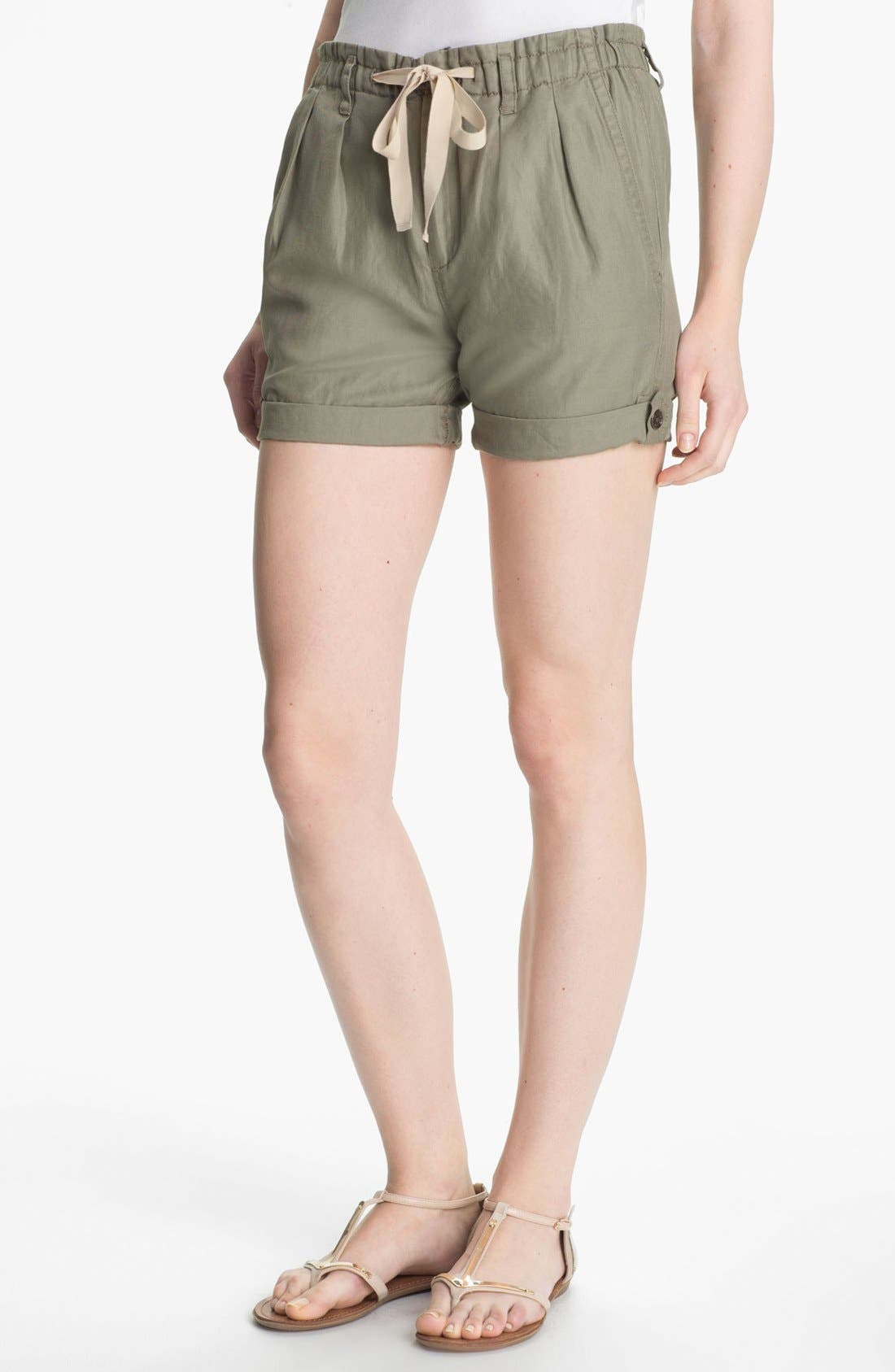 Alternate Image 1 Selected - Two by Vince Camuto Drawstring Waist Shorts