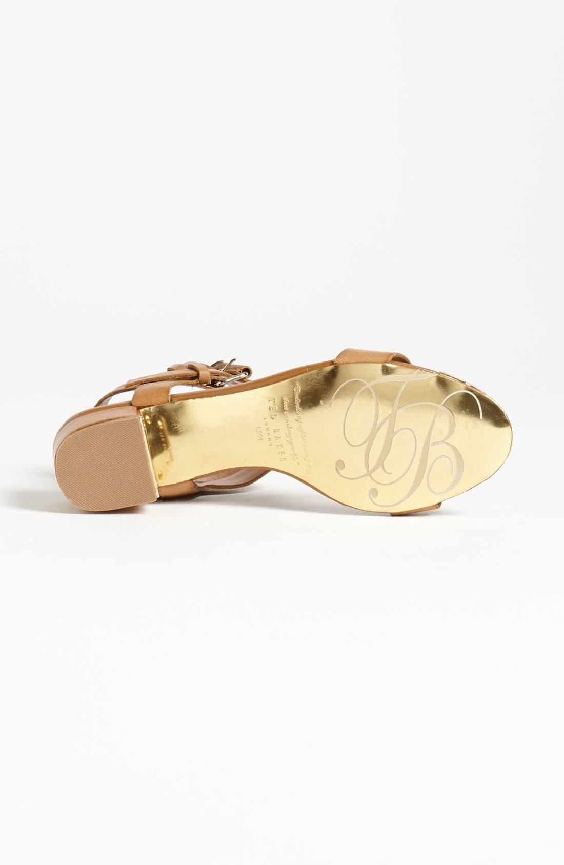 Alternate Image 4  - Ted Baker London 'Dreesa' Sandal