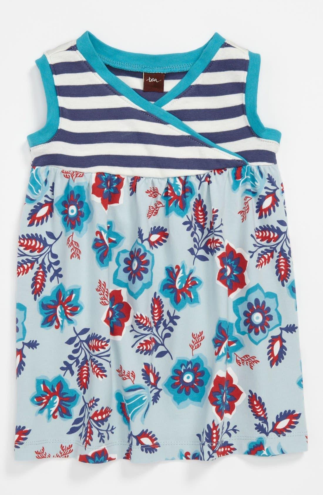 Alternate Image 1 Selected - Tea Collection 'Sea Gypsy' Dress (Baby)
