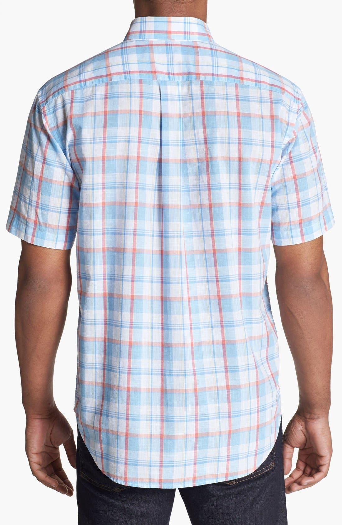 Alternate Image 2  - Vineyard Vines 'Murray' Short Sleeve Sport Shirt