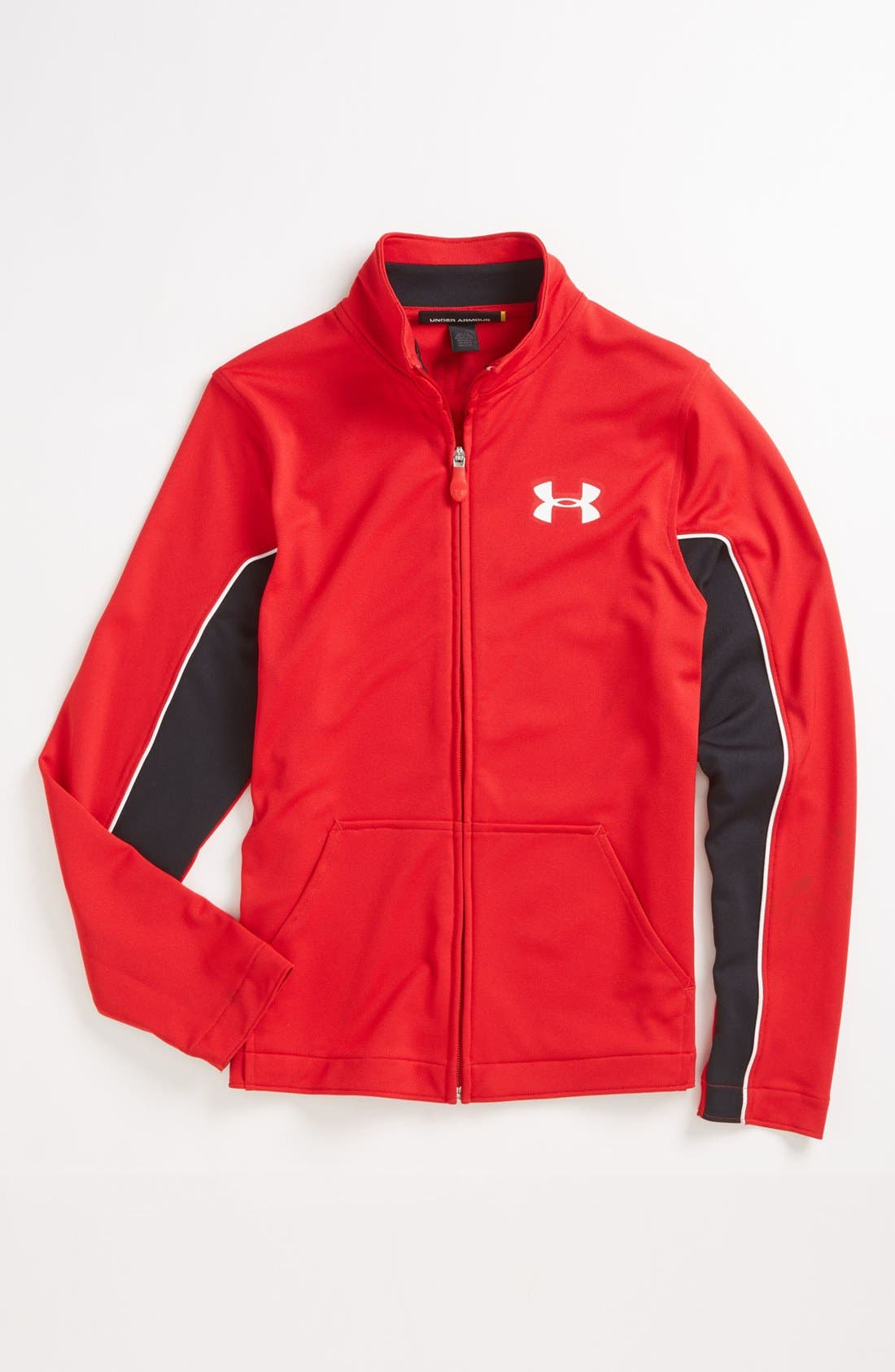 Main Image - Under Armour 'Accelerate' Warm-Up Jacket (Big Boys)
