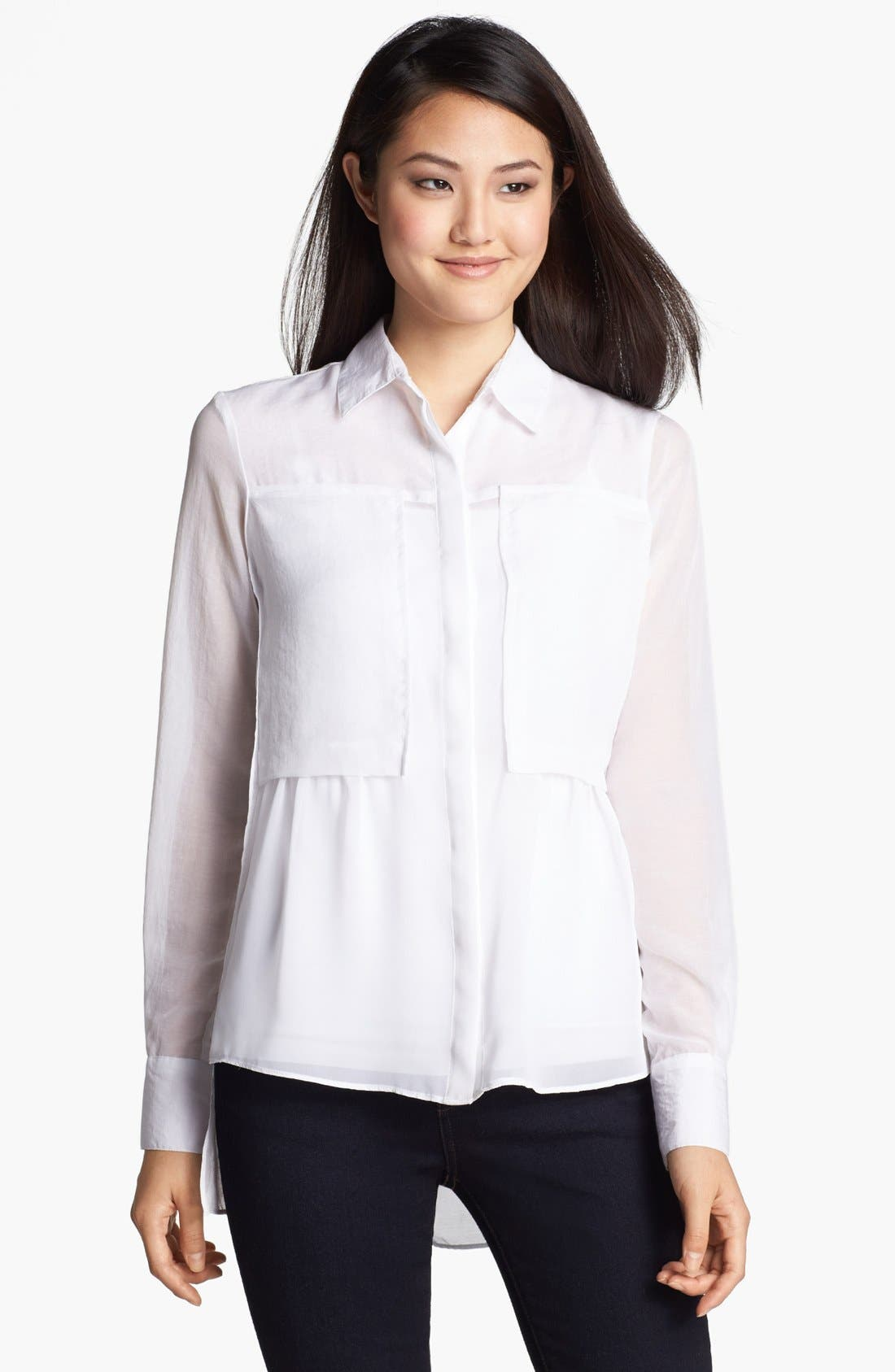 Alternate Image 1 Selected - Kenneth Cole New York 'Livana' Shirt