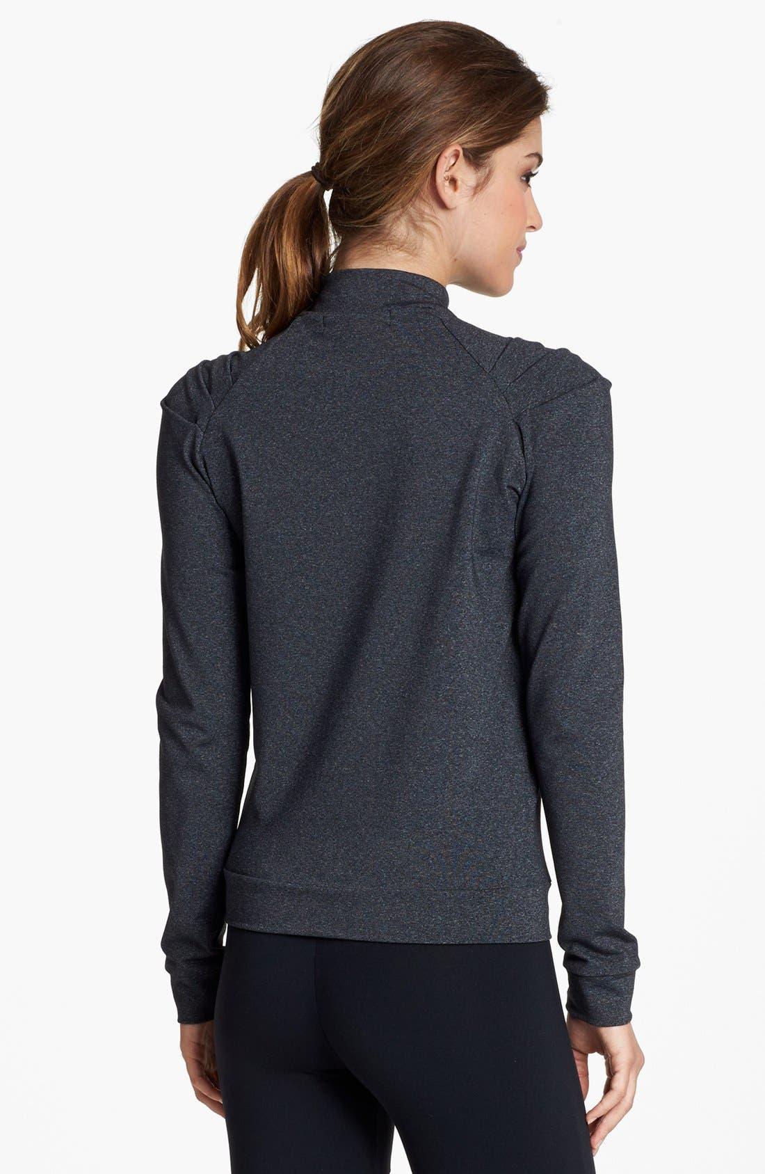 Alternate Image 2  - Solow Tucked Raglan Sleeve Jacket
