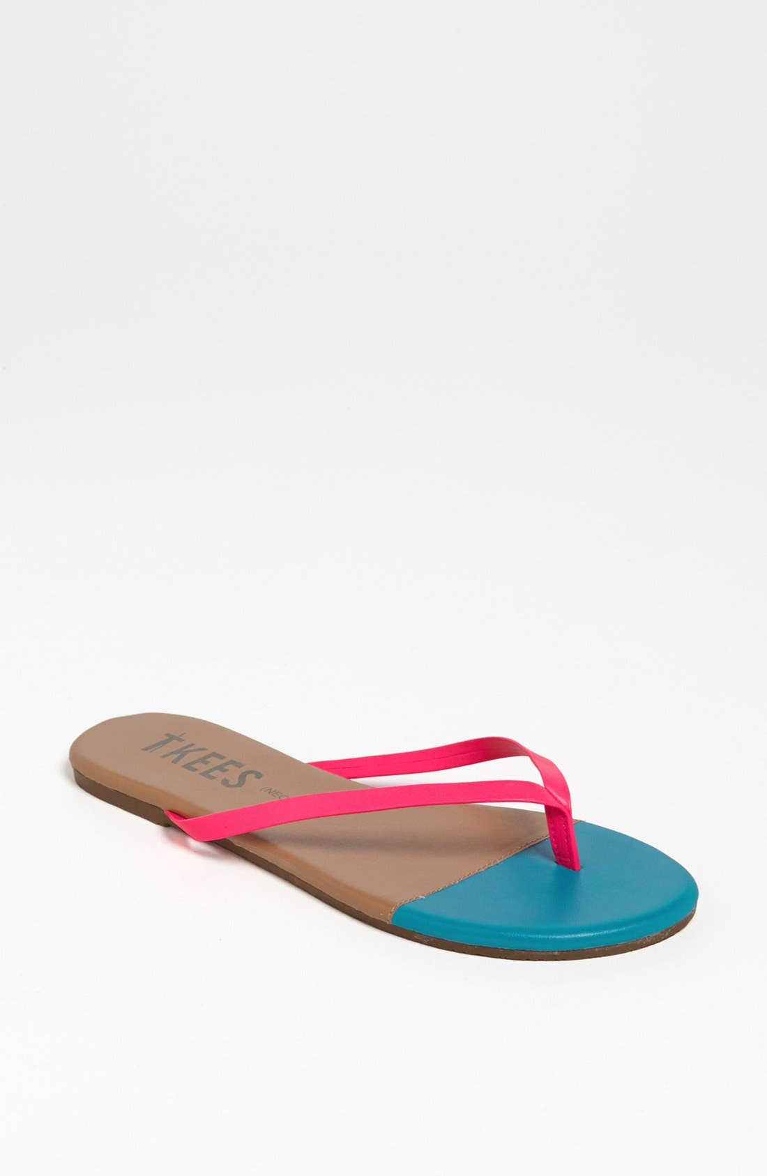 Alternate Image 1 Selected - TKEES 'Neon Tips' Flip Flop