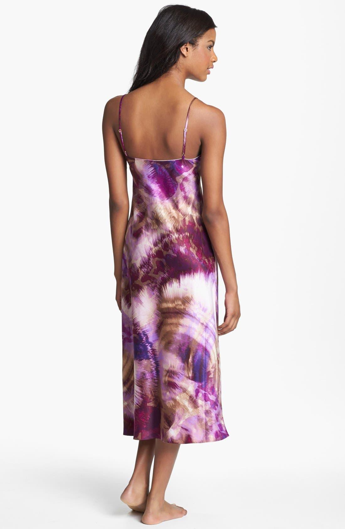 Alternate Image 2  - Natori 'Kabibi' Nightgown
