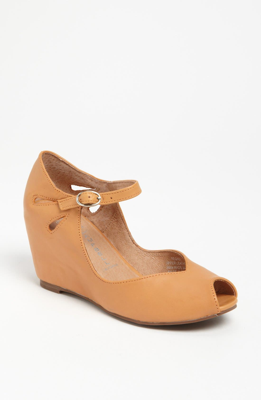 Alternate Image 1 Selected - Jeffrey Campbell 'Regina' Wedge