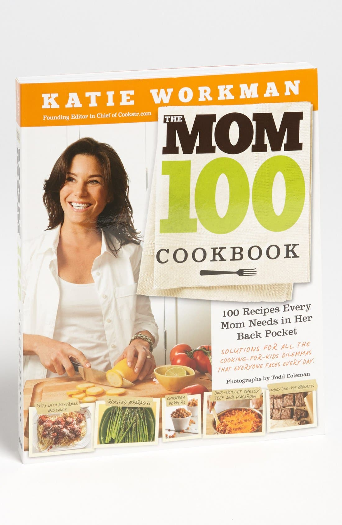 Alternate Image 1 Selected - 'The Mom 100' Cookbook