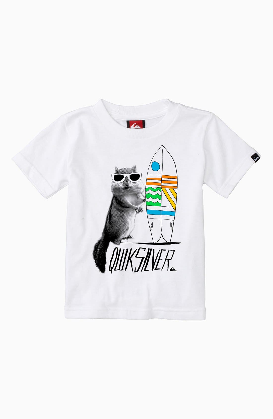 Alternate Image 2  - Quiksilver 'Chips' Color Changing T-Shirt (Baby Boys)