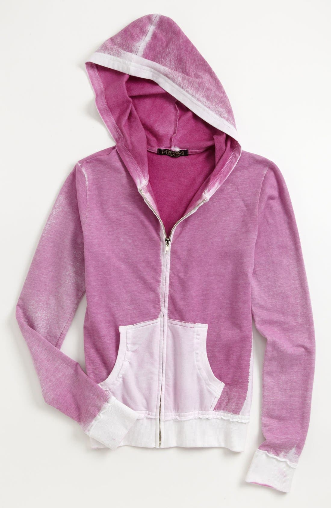 Alternate Image 1 Selected - Little Pretties Hoodie (Big Girls)