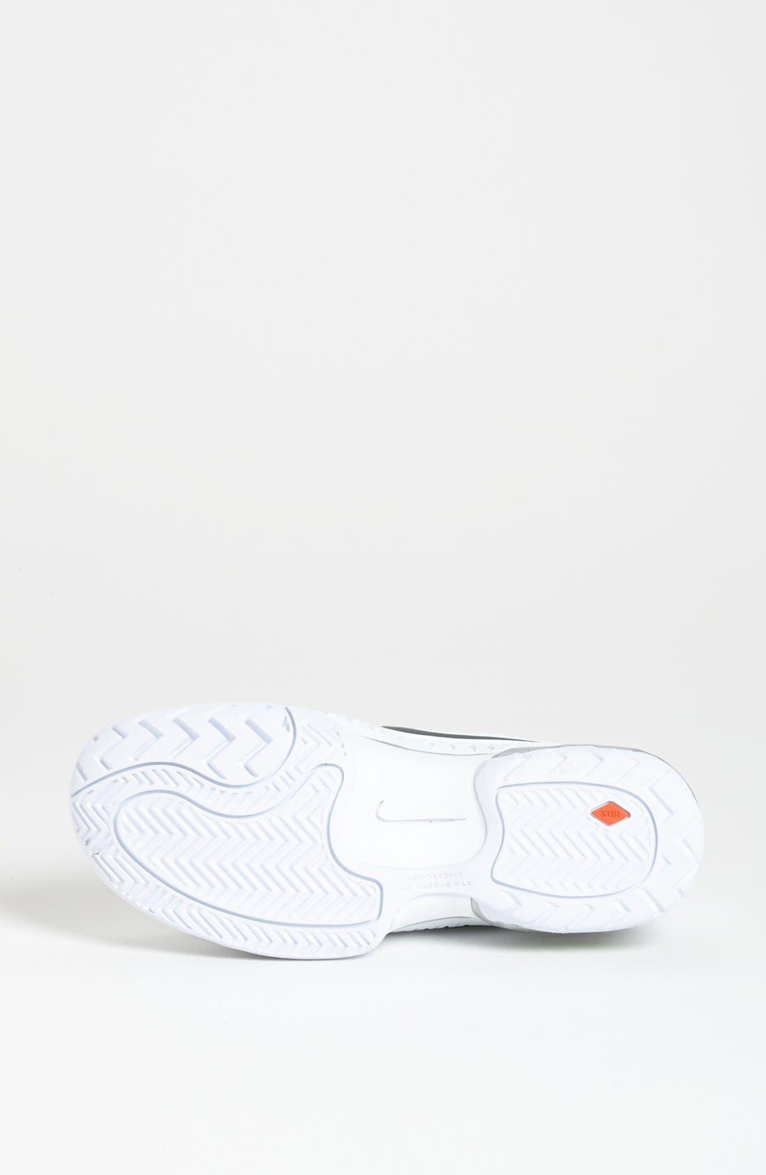 Alternate Image 4  - Nike 'Air Max Cage' Tennis Shoe (Women) (Regular Retail Price: $115.00)