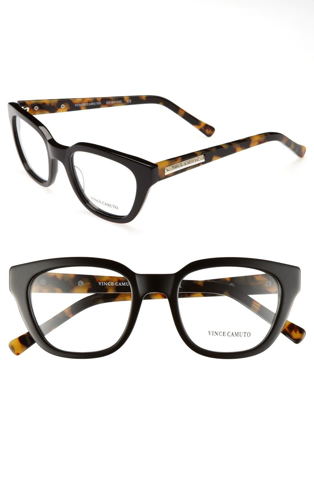 Alternate Image 1 Selected - Vince Camuto 50mm Optical Glasses