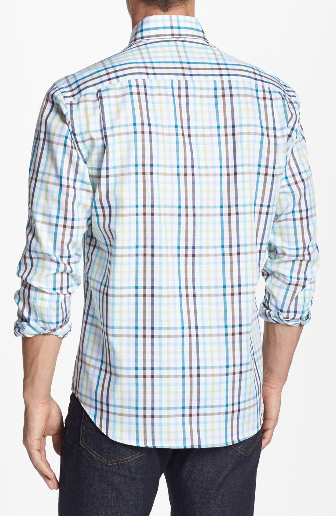 Alternate Image 2  - Robert Talbott Sport Shirt