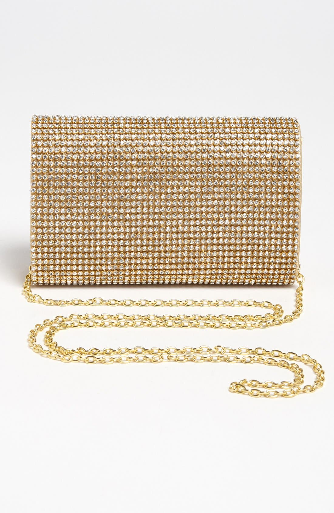 Alternate Image 4  - Tasha Rhinestone Clutch
